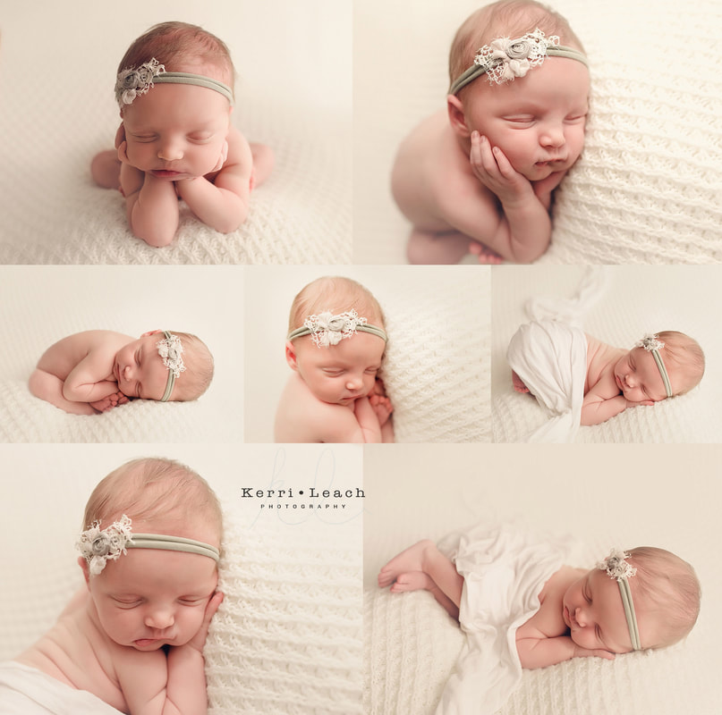 Newborn bean bag pose flow newborn mentoring newborn posing newborn photography kerri