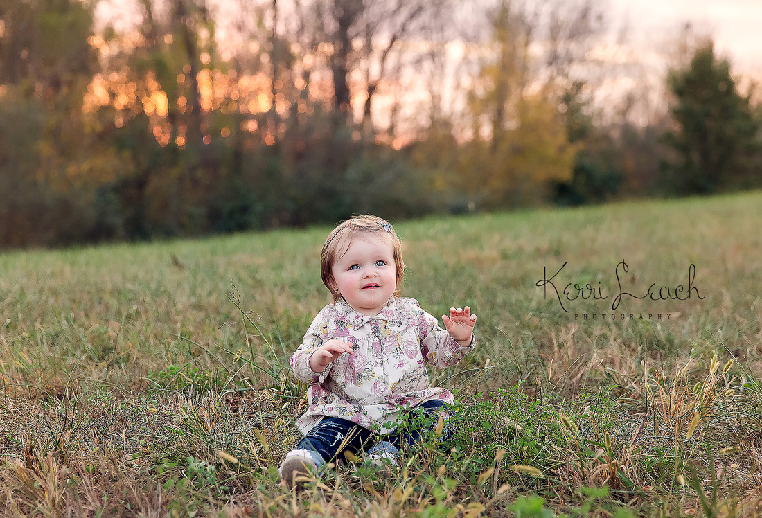 Kerri Leach Photography-Fall family session-Family session Evansville, IN