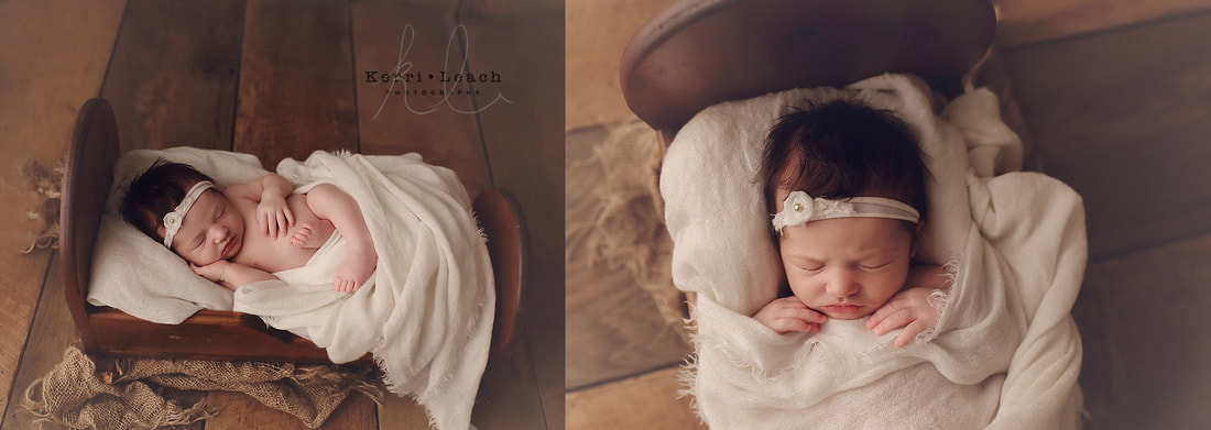 Newborn prop posing | Newborn photographer Newburgh, IN | Newborn photographer Evansville, IN | Indiana newborn photographer