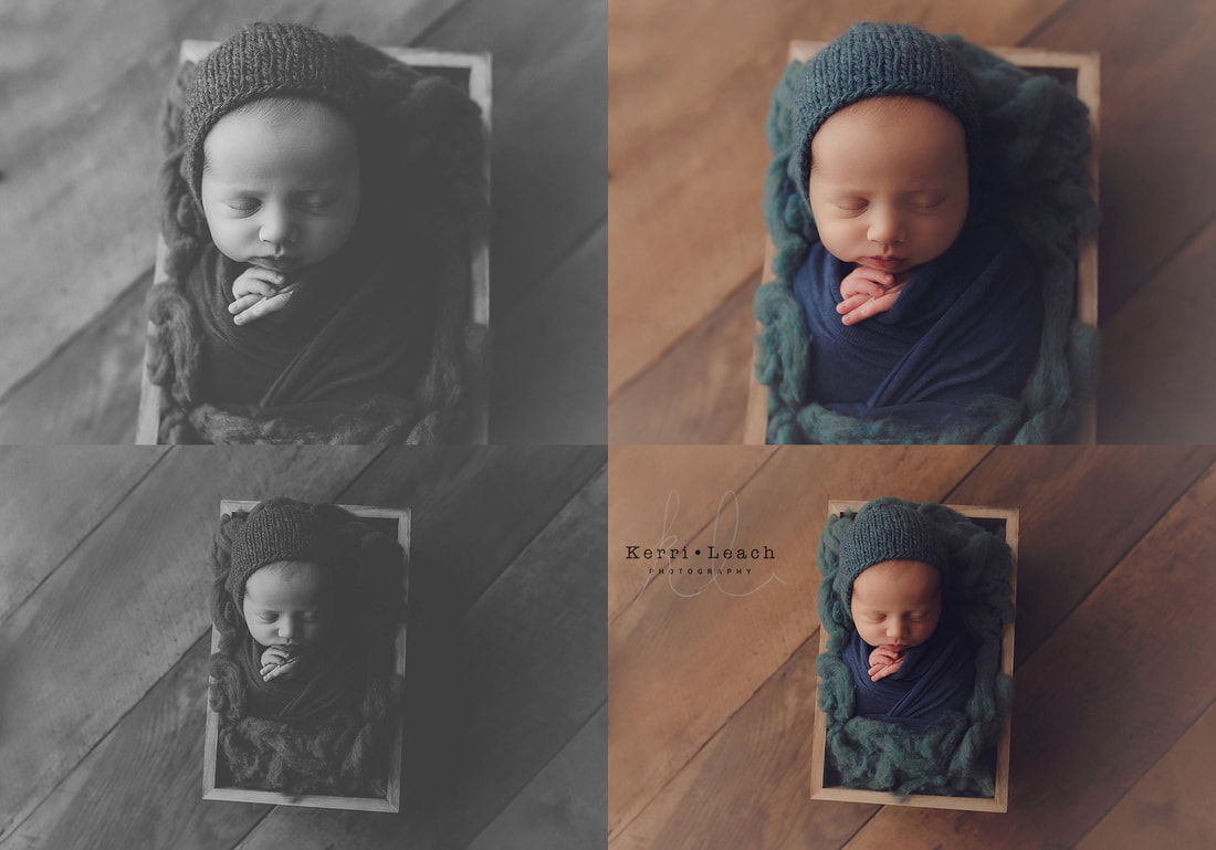 Newborn photographer Petersburg | Newborn bean bag posing | Newborns | Newborn photography poses | Newborn prop posing | Kerri Leach Photography | Evansville, IN photographer | Newburgh, IN photographer | Indianapolis newborn photographer